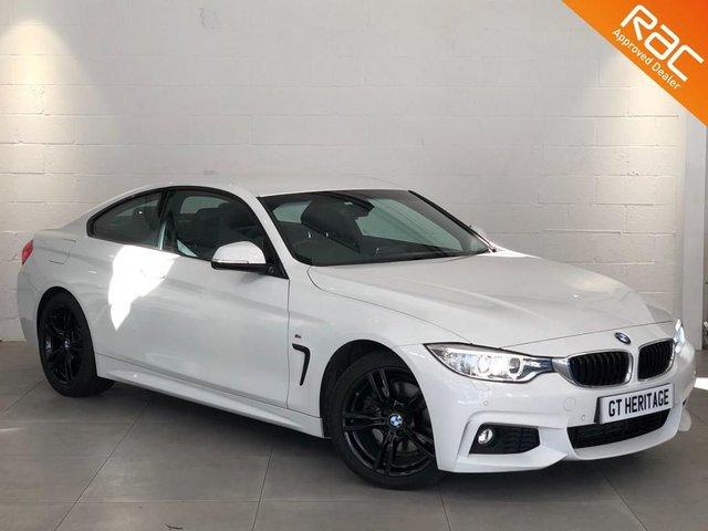 2015 BMW 4 SERIES **DEPOSIT TAKEN** 428I M SPORT [PRO NAV][HTD SEATS]