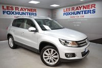 USED 2011 61 VOLKSWAGEN TIGUAN 2.0 SPORT TDI 4MOTION 5d 168 BHP DAB Radio, 18in alloys, Full Service history, Privacy Glass, Low miles