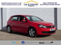 USED 2011 61 VOLKSWAGEN GOLF 1.6 MATCH TDI 5d 103 BHP Service History Bluetooth DAB Buy Now, Pay Later Finance!