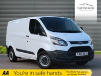 USED 2015 65 FORD TRANSIT CUSTOM 2.2 290 LR P/V 1d 99 BHP JUST ARRIVED,DETAILS TO FOLLOW