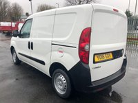 USED 2016 16 VAUXHALL COMBO 2000 L1H1 1.3CDTI 90 BHP Lovely clean example of a well cared for pre-owned Combo Van with low mileage and warranty until 3rd August 2019!