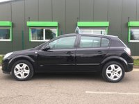 USED 2009 09 VAUXHALL ASTRA 1.4 ACTIVE 16V TWINPORT 5d 90 BHP