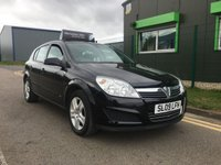 2009 VAUXHALL ASTRA 1.4 ACTIVE 16V TWINPORT 5d 90 BHP £2695.00