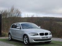USED 2010 59 BMW 1 SERIES 2.0 116I SPORT 5d 121 BHP