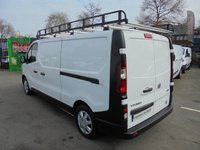 USED 2015 64 VAUXHALL VIVARO 1.6 2900 L2H1 CDTI P/V  115 BHP SIX SPEED LWB  FITTED WITH RHINO ROOF  REAR SENSORS FULL SERVICE HISTORY  ONE OWNER VAN SPARE REMOTE KEY  NEW SHAPE MODEL LONG WHEEL BASE DIESEL SIX SPEED