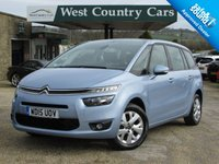 USED 2015 15 CITROEN C4 GRAND PICASSO 1.6 BLUEHDI VTR PLUS 5d 118 BHP Low Running Costs