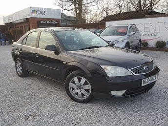 View our 2004 04 FORD MONDEO 2.0 ZETEC TDCI 5d 130 BHP