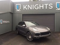 USED 2016 PORSCHE CAYENNE 3.0 D V6 TIPTRONIC S 5d AUTO 262 BHP Panoramic Roof, Heated Front Seats, Parking Sensors