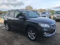 2010 TOYOTA RAV4 2.2 XT-R D-CAT 5d AUTO 1 DR OWNER FSH COMPARE OUR PRICE  £7295.00