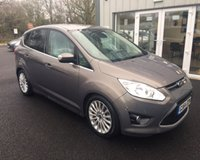 USED 2014 64 FORD C-MAX 1.0 TITANIUM ECOBOOST 125 BHP THIS VEHICLE IS AT SITE 2 - TO VIEW CALL US ON 01903 323333
