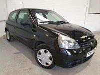2007 RENAULT CLIO 1.1 CAMPUS 8V 3d 58 BHP £1500.00