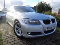 2009 BMW 3 SERIES 2.0 318D ES 4d 141 BHP £SOLD