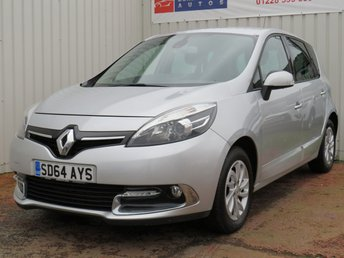 2014 RENAULT SCENIC 1.5 DYNAMIQUE TOMTOM ENERGY DCI S/S 5d 110 BHP £5995.00
