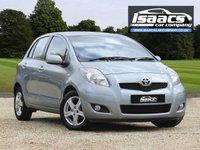USED 2010 10 TOYOTA YARIS 1.3 TR VVT-I MM 5d AUTO 99 BHP