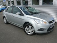 2008 FORD FOCUS 1.6 STYLE 5d 100 BHP £2980.00