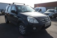 USED 2006 06 HONDA CR-V 2.2 I-CTDI SPORT 5d 138 BHP *PX CLEARANCE - NOT INSPECTED - NO WARRANTY - NOT AVAILABLE ON FINANCE - NO PX TAKEN*