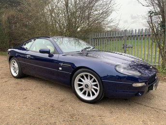 View our ASTON MARTIN DB7