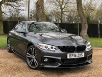 USED 2016 16 BMW 4 SERIES 3.0 435D XDRIVE M SPORT 2d AUTO 309 BHP 1 OWNER  GREAT SPEC
