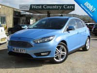 USED 2016 66 FORD FOCUS 1.5 ZETEC TDCI 5d 118 BHP High Specification Hatchback