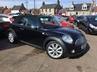 USED 2012 S MINI CONVERTIBLE 1.6 COOPER D 2d 112 BHP LOW MILEAGE DIESEL CONVERTIBLE