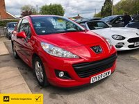 USED 2009 59 PEUGEOT 207 1.4 VERVE 3d 73 BHP NEED FINANCE? WE CAN HELP!