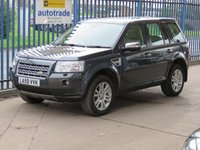 USED 2009 59 LAND ROVER FREELANDER 2.2 TD4 HSE 5d AUTO 159 BHP Finance arranged Part exchange available Open 7 days