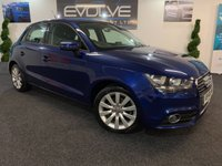 2013 AUDI A1 1.4 SPORTBACK TFSI SPORT 5d AUTO 122 BHP £8799.00