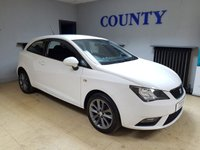 USED 2014 63 SEAT IBIZA 1.4 TOCA 3d 85 BHP * SUPERB LOOKING CAR *