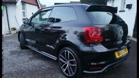 USED 2016 16 VOLKSWAGEN POLO 1.8 GTI DSG 3d AUTO 189 BHP ONE OWNER, ONLY 26,000 MILES, OUTSTANDING CONDITION