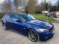 2011 BMW 3 SERIES 2.0 320D SPORT PLUS EDITION TOURING 5d 181 BHP £7990.00