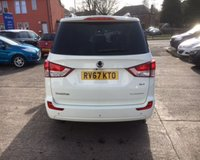 USED 2017 67 SSANGYONG TURISMO 2.2TD ELX PLUS 4WD 5d AUTO 176 BHP