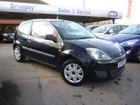 2008 FORD FIESTA 1.4 STYLE CLIMATE 16V 3d 78 BHP £2999.00
