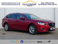 USED 2015 15 MAZDA 6 2.2 D SE-L NAV 5d 148 BHP Full Mazda History SATNAV A/C Buy Now, Pay Later Finance!