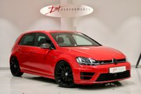 USED 2015 65 VOLKSWAGEN GOLF 2.0 R DSG 5d AUTO 298 BHP 1 FORMER KEEPER/CARBON MIRRORS