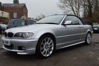 2004 BMW 3 SERIES 2.5 325CI SPORT 2d AUTO 190 BHP £3195.00