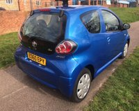 USED 2010 60 TOYOTA AYGO 1.0 BLUE VVT-I 3d 67 BHP LOW TAX,, LOW INSURANCE,, LOW RUNNING COSTS,,LOW FUEL BILLS: