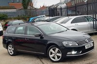 2011 VOLKSWAGEN PASSAT 2.0 SE TDI BLUEMOTION TECHNOLOGY 5d 139 BHP £6777.00