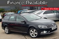 USED 2011 11 VOLKSWAGEN PASSAT 2.0 SE TDI BLUEMOTION TECHNOLOGY 5d 139 BHP 12 MONTHS MOT+£30 ROAD TAX