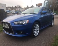 USED 2008 58 MITSUBISHI LANCER 1.8 GS3 5d 141 BHP SPACIOUS AND SPORTY FAMILY CAR: