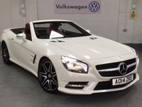 2014 MERCEDES-BENZ SL
