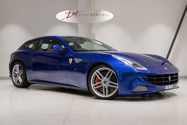 2012 61 FERRARI FF 6.3 V12 3d 660 BHP 1 OWNER HUGE SPECIFICATION