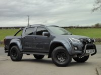 USED 2017 67 ISUZU D-MAX 1.9 AT35 AUTO 161 BHP NO VAT TO PAY, ONLY 6000 MILES!!!