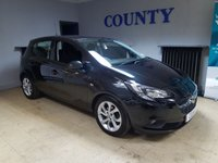 USED 2015 65 VAUXHALL CORSA 1.4 EXCITE AC ECOFLEX 5d 89 BHP * SXI SPEC * * ONE OWNER * FULL HISTORY *
