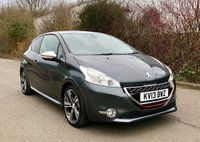 2013 PEUGEOT 208 1.6 THP GTI 200 BHP, TOP SPEC CAR, NAVIGATION, FRONT & REAR PARK, BLUETOOTH ETV £SOLD