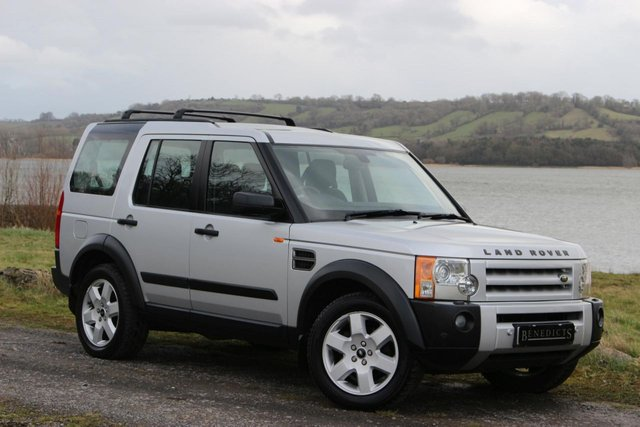 2005 05 LAND ROVER DISCOVERY 2.7 3 TDV6 HSE 5d AUTO 188 BHP
