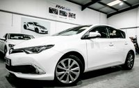 USED 2015 65 TOYOTA AURIS 1.2 VVT-I EXCEL 5d 114 BHP