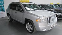 USED 2009 59 JEEP COMPASS 2.0 LIMITED CRD 5d 139 BHP
