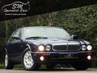 USED 2002 52 JAGUAR XJ 3.2 EXECUTIVE V8 4d AUTO 240 BHP HUGE SPEC FSH LEATHER A/C VGC