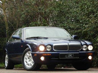 2002 JAGUAR XJ 3.2 EXECUTIVE V8 4d AUTO 240 BHP £2450.00