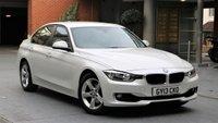 2013 BMW 3 SERIES 2.0 318D SE 4d AUTO 141 BHP